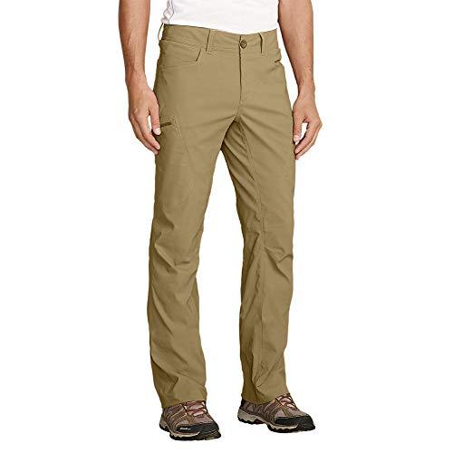 Eddie Bauer Men's Guide Pro Pants, Saddle Regular 34/32