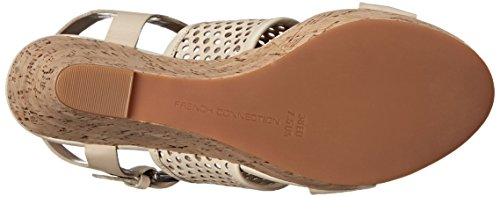 Wedge Devi Connection French Sandal Barley Multi Women's agOWwq