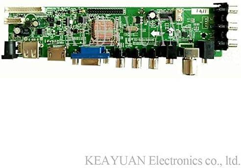 DS.D3663LUA.A81 DVB-T2 - Placa para Unidad de TV Digital: Amazon.es: Electrónica