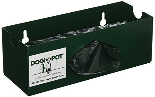 dog bag dispenser for wall - 6