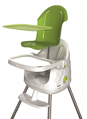 Keter Multi Dine Chaise Haute Lime