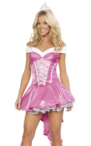 Bedtime Beauty Adult Costume - (Sleeping Beauty Fairy Costumes For Adults)