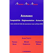Assurance, Comptabilite, Reglementation, Actuariat (n.p.2011)
