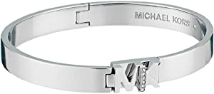 Michael Kors MKJ6837 Silver Tone Bangle