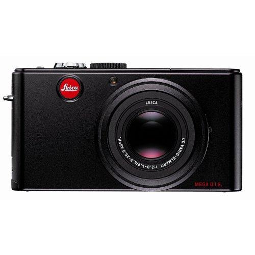 Leica デジタルカメラ ライカD-LUX3 1000万画素 光学4倍ズーム ブラック