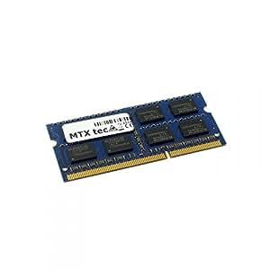 Memoria 4 GB RAM para Medion Akoya P6630 MD97724