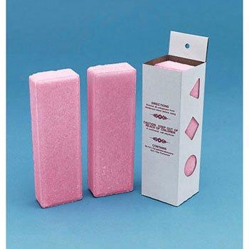 Krystal Deodorizing Para Wall Blocks, 24oz, Pink, Cherry - six wall-mountable para block air deodorizer. (CANNOT SHIP TO NY) (Krystal Cherry)
