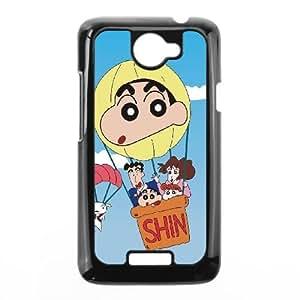 Crayon Shin chan HTC One X Cell Phone Case Black