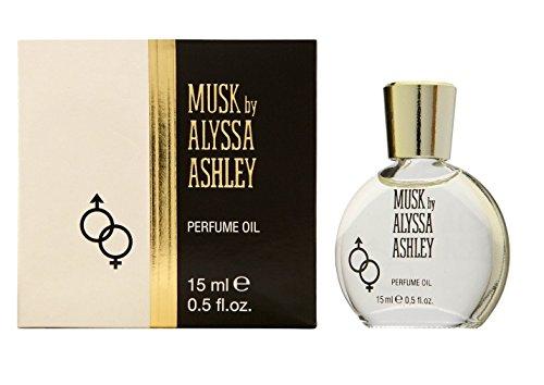 1/2 Oz Designer Fragrance Perfume (Alyssa Ashley Musk By Alyssa Ashley For Women Oil,)