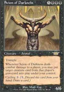 Magic: the Gathering - Scion of Darkness - Legions