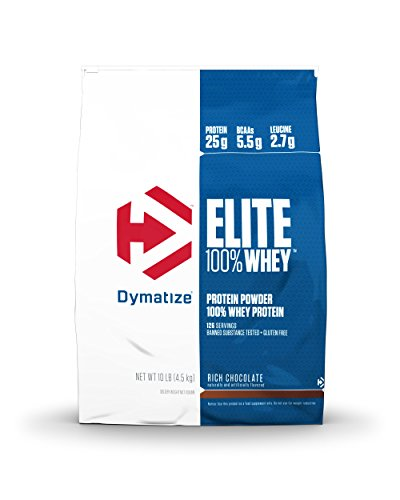 Dymatize Elite 100 Protein Chocolate product image