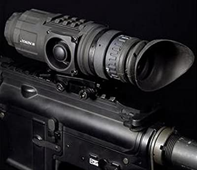 IR Defense IR Patrol LE M300W Thermal Weapon Scope Weapon-Mounted Thermal Monocular,60hz,640x480 from IR Defense