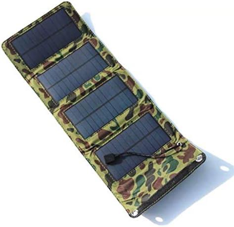 Tools, flexibles Polykristallines Solarpanel, 10 W, für den Außenbereich, Notfall, Elektrowerkzeug für Zuhause, Wohnwagen, Boot, tragbar, faltbar