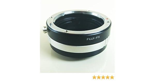 Fujica X AX STX x-Fujinon lente anillo adaptador para Fuji X-Mount XF XC Fujifilm