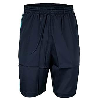 Fila Men's Heritage Comfort Shorts XL, Peacoat / White