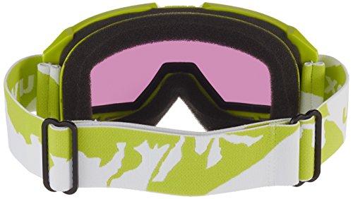 UVEX Vert enfants de ski flizz mat lm Masque pour rx710rT