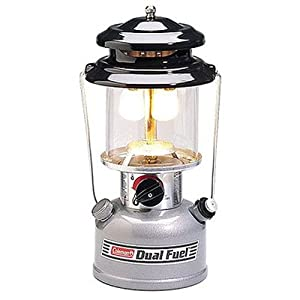 5. Coleman Premium Dual Fuel Lantern