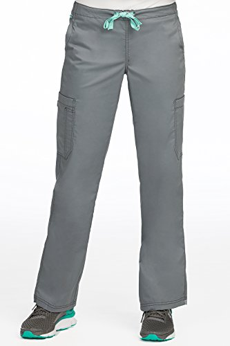 2015 Ladies Uniform - Med Couture Women's MC2 Layla Pant, Steel, X-Small