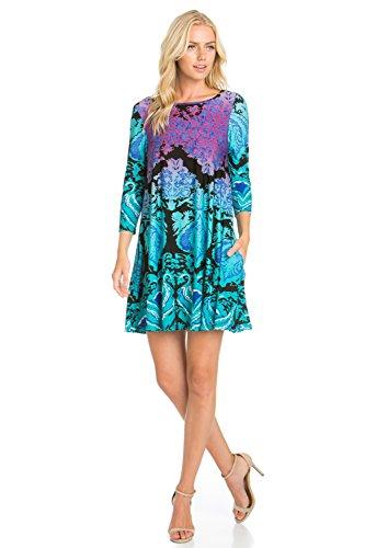 2x tunic dress - 4