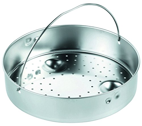 Kuhn Rikon Duromatic Stainless Steel Steamer Basket, 8.75""