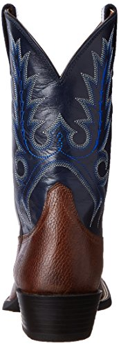Ariat Mens Sport Outfitter Western Cowboy Boot Fiddle Marrone / Blu