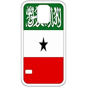 Somaliland Flag White Samsung Galaxy S5 Cell Phone Case - Cover