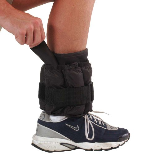 Power Systems Premium Ankle Weight, 20-Pounds Pair (10-Pounds each) by Power Systems