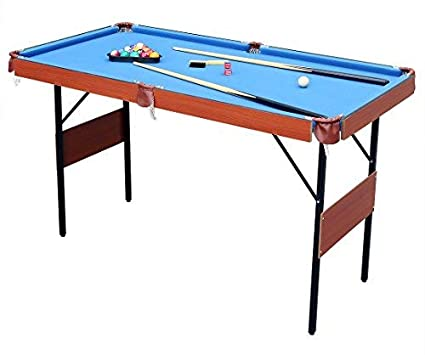 Super Amazon Com Hysport 55 Foldable Pool Billiard Snooker Game Home Interior And Landscaping Sapresignezvosmurscom