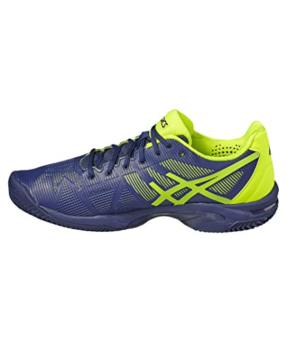 Chaussures Asics Gel-solution Speed 3 Clay NERO GIALLO