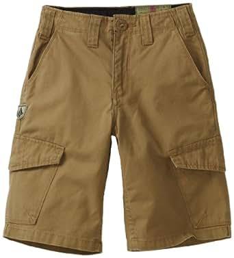 Amazon.com: Volcom Big Boys' Mission Too Cargo Short: Clothing