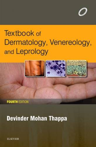 Textbook of Dermatology, Venereology, and Leprology