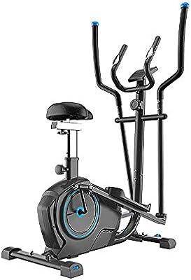 LiangDa Bicicleta De Ejercicios 2-en-1 Suave Movimiento Muscular ...