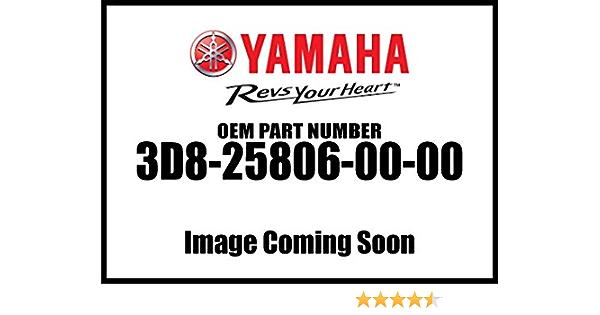 Yamaha OEM Part 3D8-25806-00-00