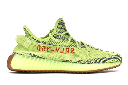 hot sale online 7139a 6f561 adidas Yeezy Boost 350 V2 Semi Frozen Yellow Unisex B37572 (11, Semi Frozen  Yellow