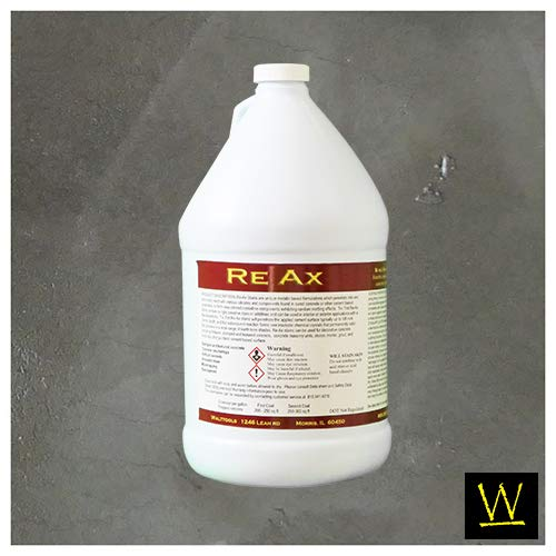 - Re-Ax: Reactive Concrete Stain (Varied Slate)