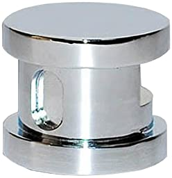 Steam Spa G-SHCHROME Steamhead with Aroma Therapy Reservoir, Chrome