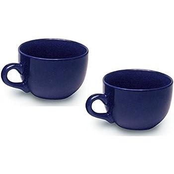 Amazon.com   Jumbo Extra Large Ceramic Coffee & Soup Mug 22 ounce ...