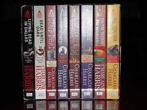 Download Sookie Stackhouse Series Books 1-7 (Sookie Stackhouse / True Blood) PDF