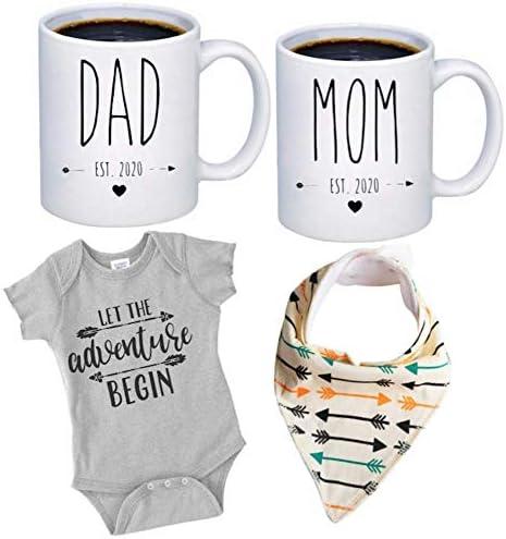 Pregnancy Gift Est 2020 Adventurer