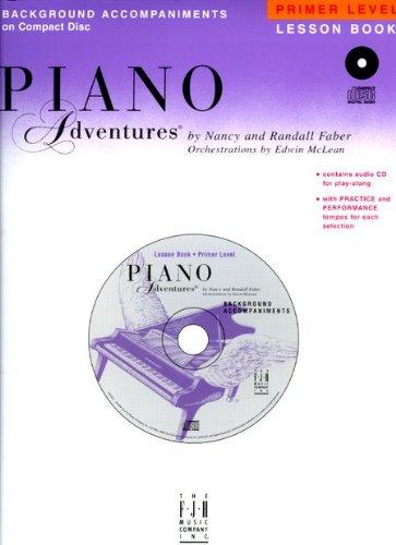 Piano Adventures, Primer Level: 2 CD Set (2 CD Set, Lesson Book CD and Popular Repertoire (Popular Repertoire Primer)