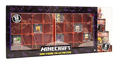 Minecraft Mini-Figure Nether Collector Case Accessory