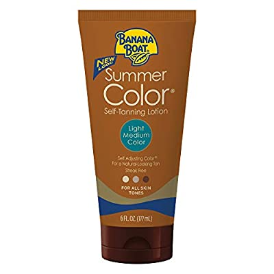 Banana Boat Self-Tanning Lotion, Light/Medium Summer Color for All Skin Tones - 6 Ounce - 4016115 , B00VK5S2P4 , 454_B00VK5S2P4 , 7.49 , Banana-Boat-Self-Tanning-Lotion-Light-Medium-Summer-Color-for-All-Skin-Tones-6-Ounce-454_B00VK5S2P4 , usexpress.vn , Banana Boat Self-Tanning Lotion, Light/Medium Summer Color for All Skin Tones - 6 Ounc