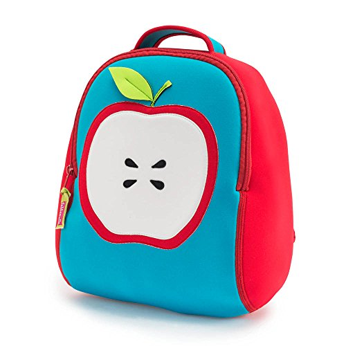 Apple Bongos - Dabbawalla Kids' Toddler & Preschool Backpack - Apple Of My Eye