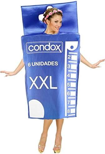 Disfraz de Condoncita - Mujer, M: Amazon.es: Ropa y accesorios