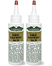 """Wild Growth Hair Oil 4Oz""""Pack Of 2"""", 4 ounces"""