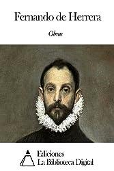 Obras de Fernando de Herrera (Spanish Edition)
