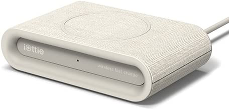 Iottie Ion Wireless Plus V2 Charging Pad Qi Zertifiziertes Ladegerät 7 5 W Für Iphone Xs