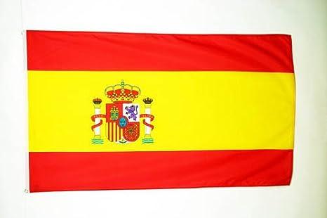 AZ FLAG Bandera de ESPAÑA 250x150cm - Gran Bandera ESPAÑOLA 150 x 250 cm: Amazon.es: Hogar
