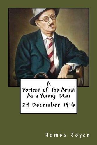 A Portrait of the Artist as a Young Man (James Portrait)