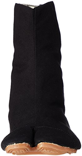 Ninja Tabi Shoes Low Top Comfort-Cushioned! Black Rikio ...